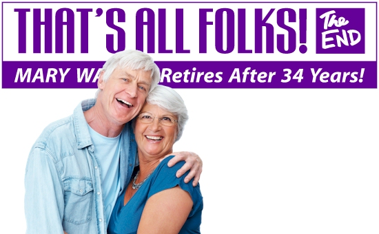 Funny Retirement Banners