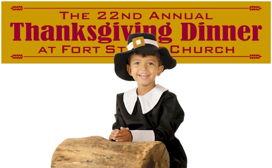 Thanksgiving Church Banners