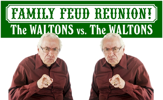 Funny Family Reunion Banners
